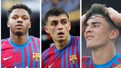 Οι τρεις «πονοκέφαλοι» της Μπαρτσελόνα στο θέμα των… ανανεώσεων!