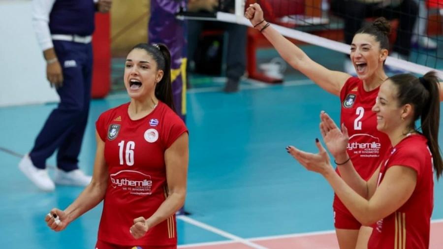 Volley League γυναικών: Το πρόγραμμα της δεύτερης αγωνιστικής