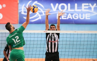 Volley League ανδρών: Το πρόγραμμα της 1ης αγωνιστικής