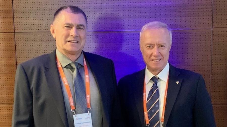 Ο Καραμαρίνοφ και επίσημα πρόεδρος στην Ευρωπαϊκή Ομοσπονδία στίβου