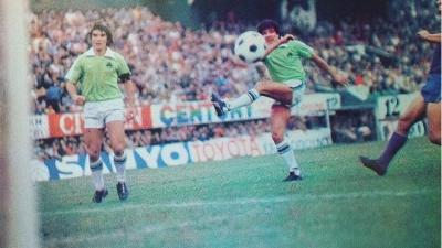 Υπόθεση Λουίς Αντρεούτσι: Ο πρώτος σκόρερ του πρωταθλήματος Αργεντινής στον Παναθηναϊκό έμεινε διάσημος για μία χειρονομία προς την θύρα 13!