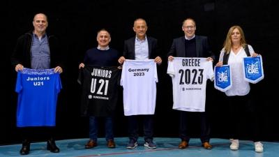 Χάντμπολ: Ελλάδα και Γερμανία θα συνδιοργανώσουν το Παγκόσμιο Κ21 του 2023