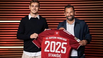 Μπάγερν Μονάχου: «Έδεσε» τον Στάνισιτς έως το 2025!
