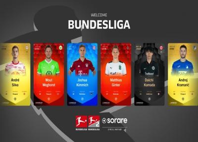 Bundesliga: Συνεργασία εκατομμυρίων με την Sorare