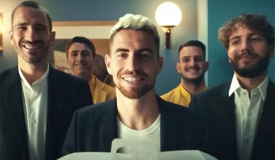 Οι Ιταλοί «πικάρουν» τους Άγγλους για το χαμένο τελικό του Euro σε διαφημιστικό σποτ! (video)