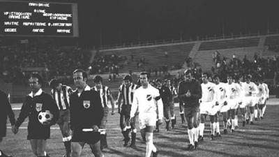 Retro Stories (1971): Η νύχτα που ο Πανιώνιος «γονάτισε» την Ατλέτικο Μαδρίτης στο Κύπελλο UEFA! (video)