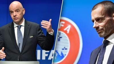 Associated Press: «Δώδεκα από τις 55 Ομοσπονδίες της UEFA θα φύγουν από τη FIFA εάν επιμείνει στο Μουντιάλ ανά δύο χρόνια»!