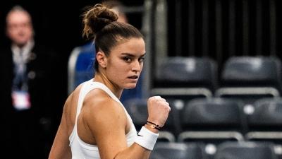 WTA: Με το βλέμμα στους τελικούς του Μεξικού η Σάκκαρη
