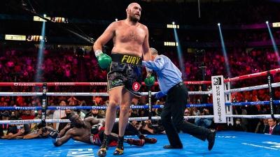 Tyson Fury: Έδειξε ξανά την κλάση του νικώντας τον Wilder και παρέμεινε βασιλιάς!