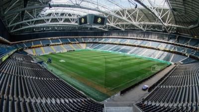 Εικόνες από τη Friends Arena λίγο πριν την αναμέτρηση της Εθνικής με τη Σουηδία! (video)