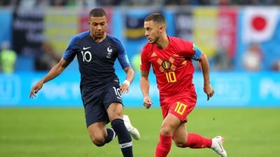 Nations League: Σκοράρουν και οι δύο στο Βέλγιο-Γαλλία!