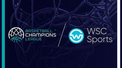 Basketball Champions League και WSC συνεχίζουν μαζί έως το 2024!