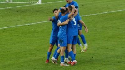 Κ21 Δανία – Ελλάδα 1-1: Έδειξε καλό πρόσωπο και έφυγε με το «x» η Εθνική! (video)