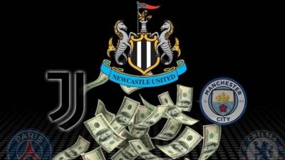 Μόνοι μας και όλοι σας: Η Νιούκαστλ έχει πλέον οικονομική δύναμη όσο όλοι οι υπόλοιποι ιδιοκτήτες μαζί στην Premier League!
