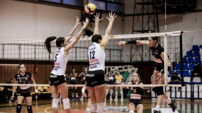 Volley League Γυναικών: Ξεχωρίζει το ντέρμπι των Δικεφάλων στη 2η αγωνιστική!