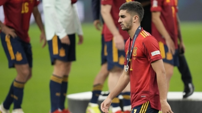 Εθνική Ισπανίας: Νοκ-άουτ για τουλάχιστον έναν μήνα ο Τόρες - Χάνει τα ματς με Ελλάδα και Σουηδία