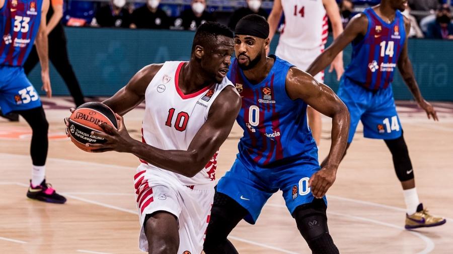 Ολυμπιακός: Διπλή χαμένη ευκαιρία για μεγάλη νίκη στη Βαρκελώνη, 79-78 η Μπαρτσελόνα στην παράταση
