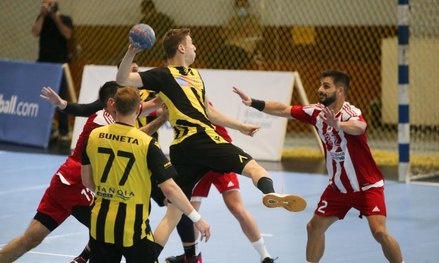 Handball Premier: To Σάββατο (16/10) στις 12:30 το ντέρμπι Ολυμπιακός - ΑΕΚ
