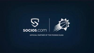 Οι Phoenix Suns γίνονται ο νέος... παίκτης στο «ρόστερ» της socios.com! (video)