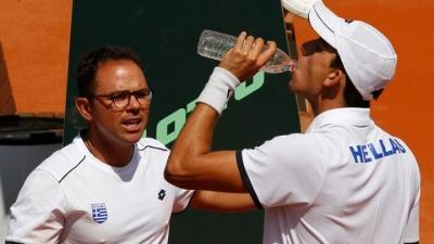 Ο Δημήτρης Χατζηνικολάου στο BN Sports: «Ο Στέφανος Τσιτσιπάς παίζει το πιο ολοκληρωμένο τένις – Πρέπει να περιμένουμε πολλά από τη Μαρία Σάκκαρη»