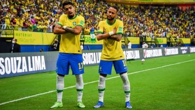 Προκριματικά Παγκοσμίου Κυπέλλου 2022: «Τεσσάρα» της Βραζιλίας, δυσκολεύτηκε η Αργεντινή (video)
