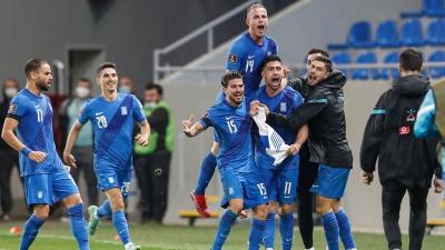 Γεωργία - Ελλάδα 0-2: Ο Φαν'τ Σχιπ, ο Μελ Μπρουκς και ο δρόμος προς την αποτυχία που έφερε την... επιτυχία!
