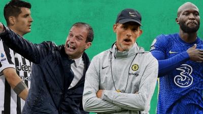 Champions League: Συναντιούνται μετά από εννιά χρόνια Γιουβέντους και Τσέλσι – ψάχνει την πρώτη της νίκη η Γιουνάιτεντ μετά το «σοκ» της πρεμιέρας!