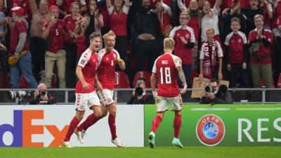 Προκριματικά Παγκοσμίου Κυπέλλου 2022: Νίκη με ανατροπή για Σκωτία, «καταιγιστική» η Δανία με τεσσάρα απέναντι στους Μολδαβούς! (video)