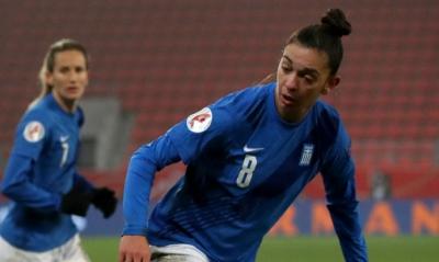Η Δανάη-Ελένη Σιδηρά στο BN Sports: «Δείξαμε τον πραγματικό μας χαρακτήρα με το Καζακστάν – Θα παλέψουμε για τη δεύτερη θέση – Υπάρχει ταλέντο στις μικρότερες ηλικίες!»