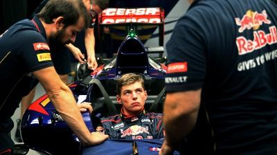 Η μέρα που ο Φερστάπεν έγραψε ιστορία στη Formula 1 χωρίς δίπλωμα οδήγησης!