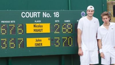 Wimbledon: Ένας αγώνας τένις που μετατράπηκε σε… μαραθώνιο 11 ωρών και 5 λεπτών! (video)