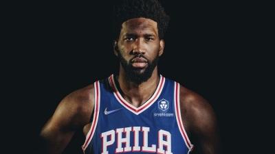 NBA: «Πρωτιά» για τους 76ερς που εντάσσονται στην… οικογένεια της Crypto.com, τον επίσημο χορηγό της φανέλας τους!