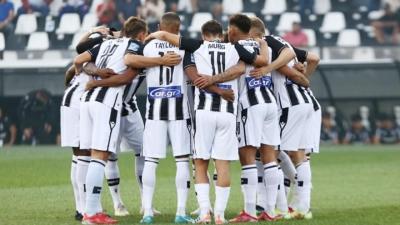 Μπορεί τη νίκη ο ΠΑΟΚ με την Σλόβαν – κερδίζει και στην Ευρώπη ο Ρόμα του Μουρίνιο!