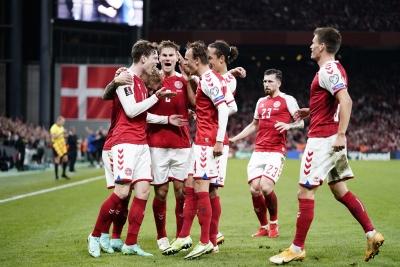 Προκριματικά Παγκοσμίου Κυπέλλου 2022, 6ος όμιλος: Εντυπωσιακή Δανία, «διέλυσε» το Ισραήλ – πρώτο διπλό της Σκωτίας στην Αυστρία - κέρδισαν μετά από έναν χρόνο τα Νησιά Φερόε! (video)