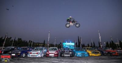19o Motor Festival: Διαφήμιση για τον μηχανοκίνητο αθλητισμό