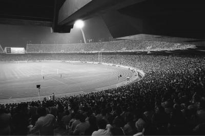 Το ΟΑΚΑ φιλοξενεί το πρώτο του ποδοσφαιρικό παιχνίδι, ακόμα κι αν προοριζόταν μόνο για... στίβο! (video)