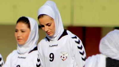 Σάμπναμ Μομπάρεζ: Η αρχηγός της Εθνικής Αφγανιστάν σηκώνει την «ασπίδα» της στα δικαιώματα των γυναικών!